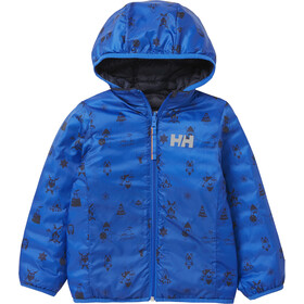 Helly Hansen Storm Reversible Insulator Jacket Kids, navy